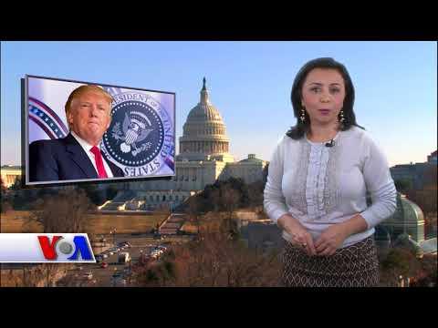 Tramp: Tashqi siyosat bir yil ichida