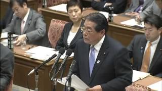 4.05衆院予算委員会(公明党)石田祝稔