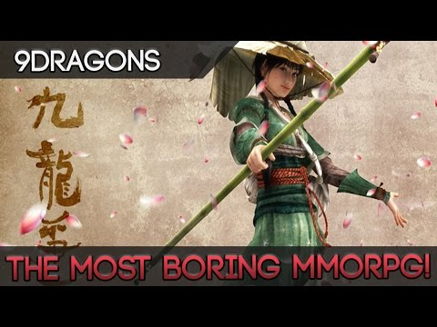 Nine Dragons (9Dragons) – Literally The Worst MMORPG Ever. I'M NOT KIDDING!