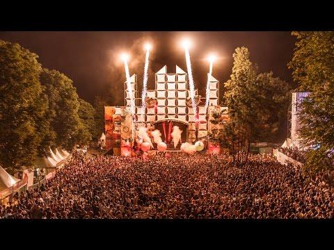 Ben Klock - LoveFest Serbia 2016 HD