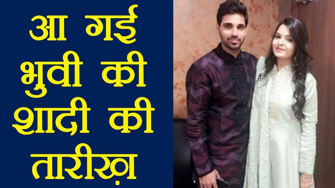 Bhuvneshwar kumar dating