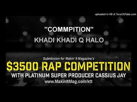 KHADI KHADI Q HALO-COMMPITION-DHOL-DJ-RONAK-AK