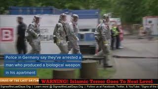 KEPT QUIET! *WARNING-Islamic Terror Goes Next Level To Bioterrorism