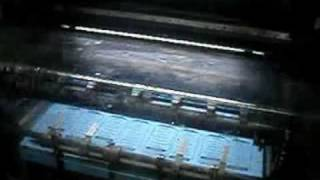 Harris Offset L125C macchina da stampa
