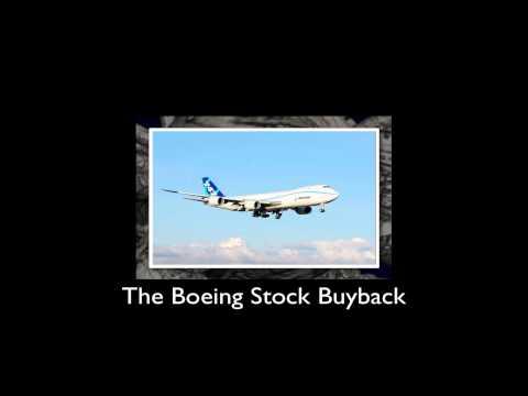 Google Finance V: Understanding Stock Buybacks