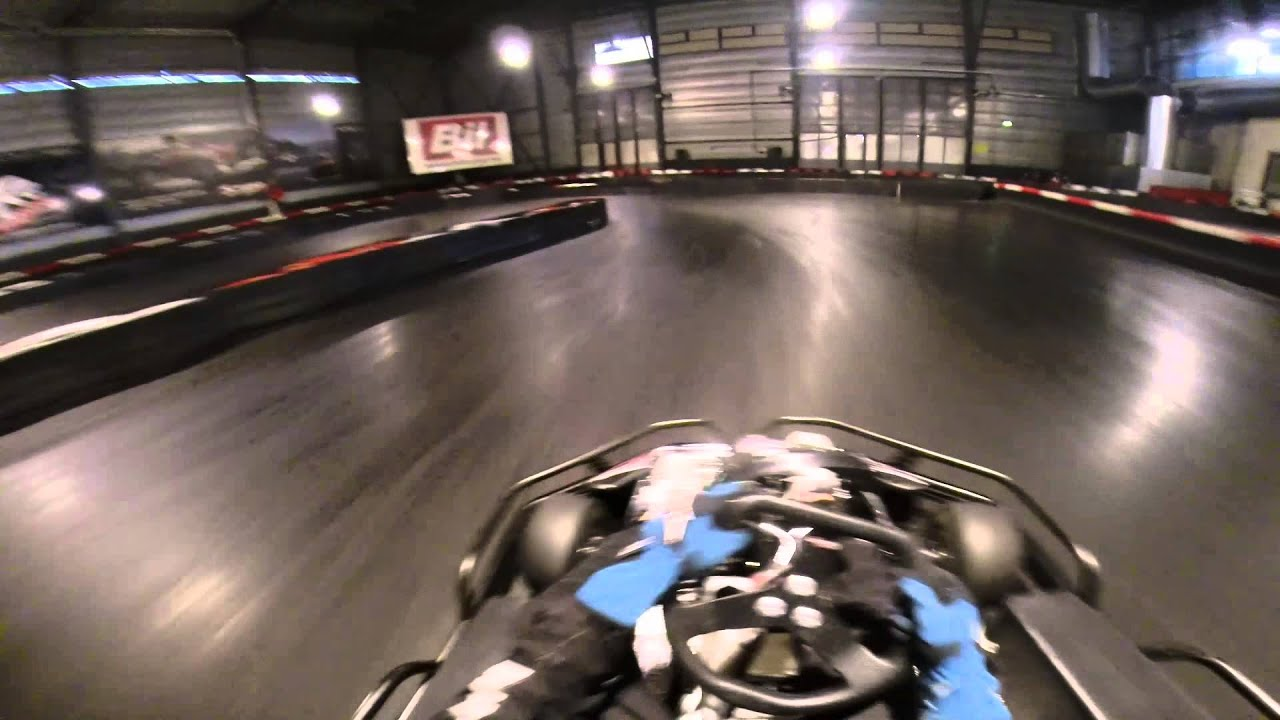 Gokart Pa Alnabru Youtube