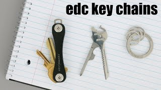 I Bought Some EDC Key Chain Accessories