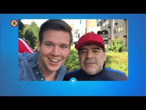 'Maradona in Mierlo is top of the bill', voorzitter Mifano trots op komst Argentijnse voetbalster