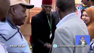 'We are colleagues': Simba Arati and Barasa's Kibra 'handshake' || Bull's Eye