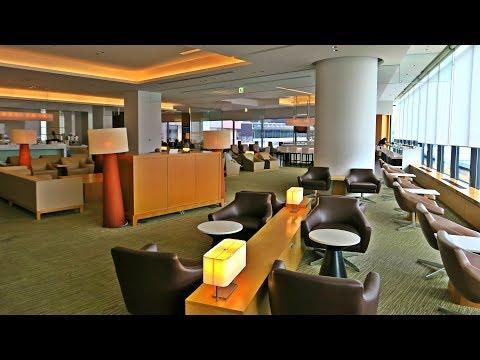 JAPAN AIRLINES SAKURA LOUNGE (NARITA INTERNATIONAL AIRPORT) サクララウンジ成田国際空港