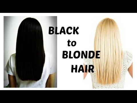 how to lighten hair at home no added bleach doovi