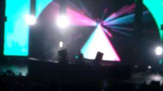 Tiesto Cicada One beat away (arno cost remix) at Los Angeles Shrine 2009