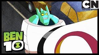 Un traffico fastidioso | Ben 10 Italiano  | Cartoon Network
