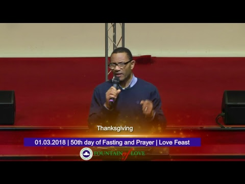 50th Day Prayer and Fasting | FOL Aberdeen