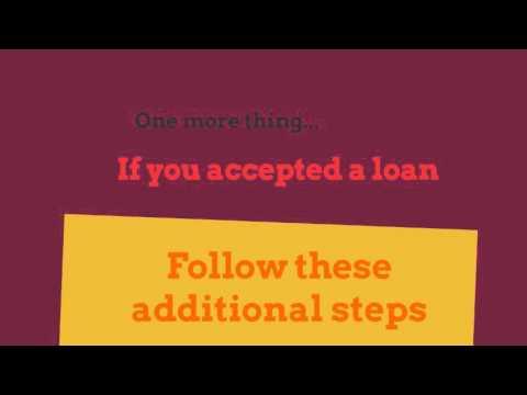 Disbursement- get your money