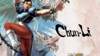 Super Street Fighter IV - Theme of Chun-Li