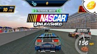 NASCAR Unleashed | Citra Emulator Canary 502 (GPU Shaders, Great Speeds!) [1080p] | Nintendo 3DS