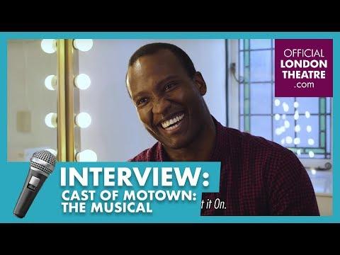 Motown: the cast's favourite tracks