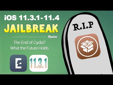The End of Cydia - This is What's Next.. | iOS 11.3.1 - 11.4 Jailbreak Update (JBU 61)