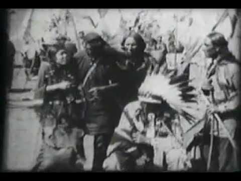 THE LAST OF THE LINE (1914) -- Sessue Hayakawa, Joe Goodboy, Thomas Ince