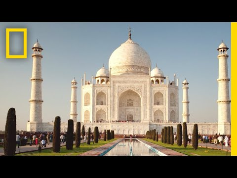 India's Taj Mahal Is an Enduring Monument to Love | National Geographic