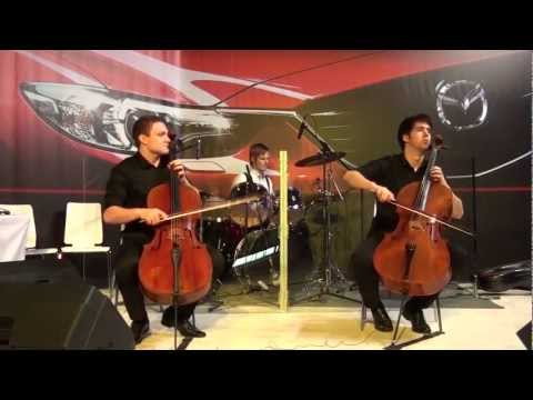Linkin Park - Numb || Cello Rock Project (Mazda 6 presentation)