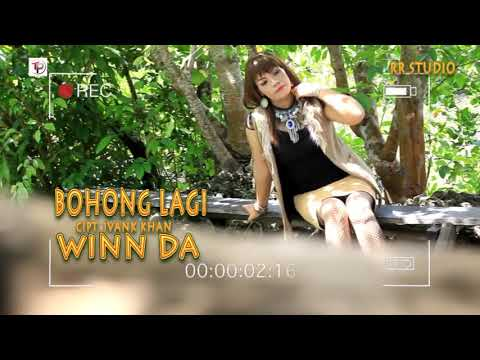 BOHONG LAGI - WINN DA ( OFFICIAL HD )  2018 KARAOKE DANGDUT AMBON