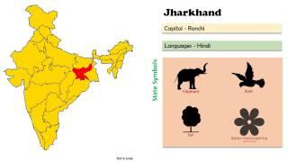 India Series - States of India