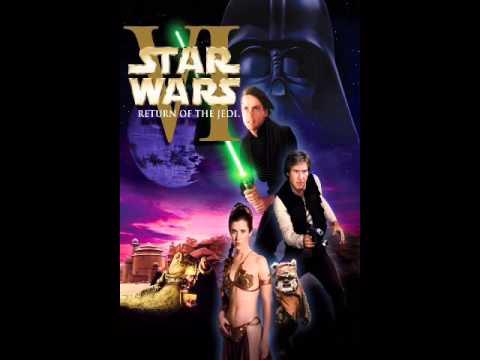Star Wars Return Of The Jedi - Victory Celebration