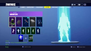 Fortnite back bling glitch