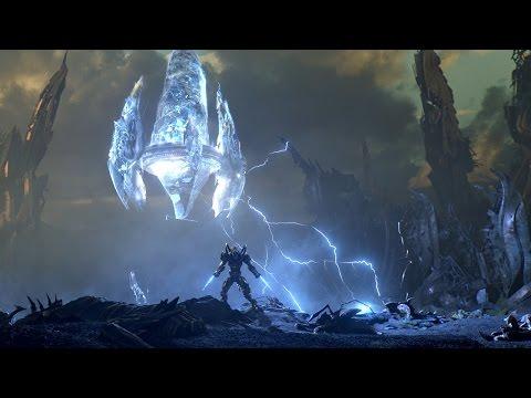 Вступительный ролик StarCraft