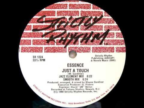 Essence - Just A Touch (Jazz Element Mix)
