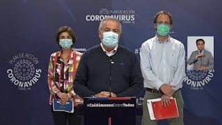 Coronavirus en Chile: balance oficial 24 de mayo
