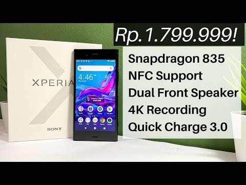 Xperia XZ1 Rp.1JUTAAN Spec Flagship! | Sony Xperia XZ1 Unboxing Dan Hands On 2020