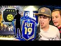 I FINISHED ELITE IN FUT CHAMPS AND NOW HE WON'T PLAY ME!!! - FIFA 19 Ultimate Team Pack Opening