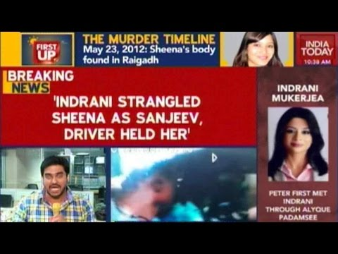 Sheena Bora Murder: Sequence Of Events When Crime Took Place