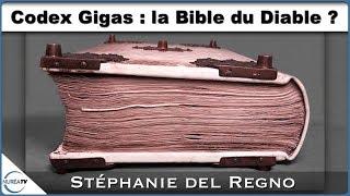 « Codex Gigas : La Bible du Diable ? » avec Stéphanie Del Regno - NURÉA TV