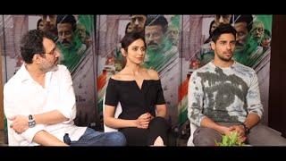 "Neeraj Pandey: ""Aiyaary Is CLOSEST To My First Film 'A Wednesday'| Sidharth Malhotra | Rakul Preet"