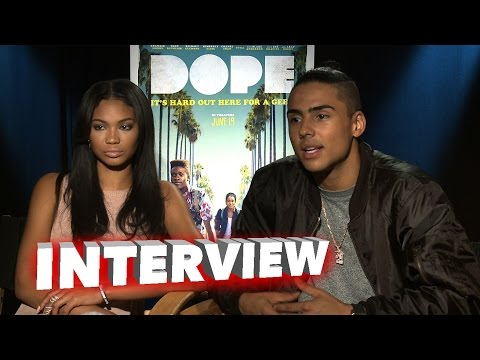 Dope: Quincy Brown & Chanel Iman Exclusive Interview