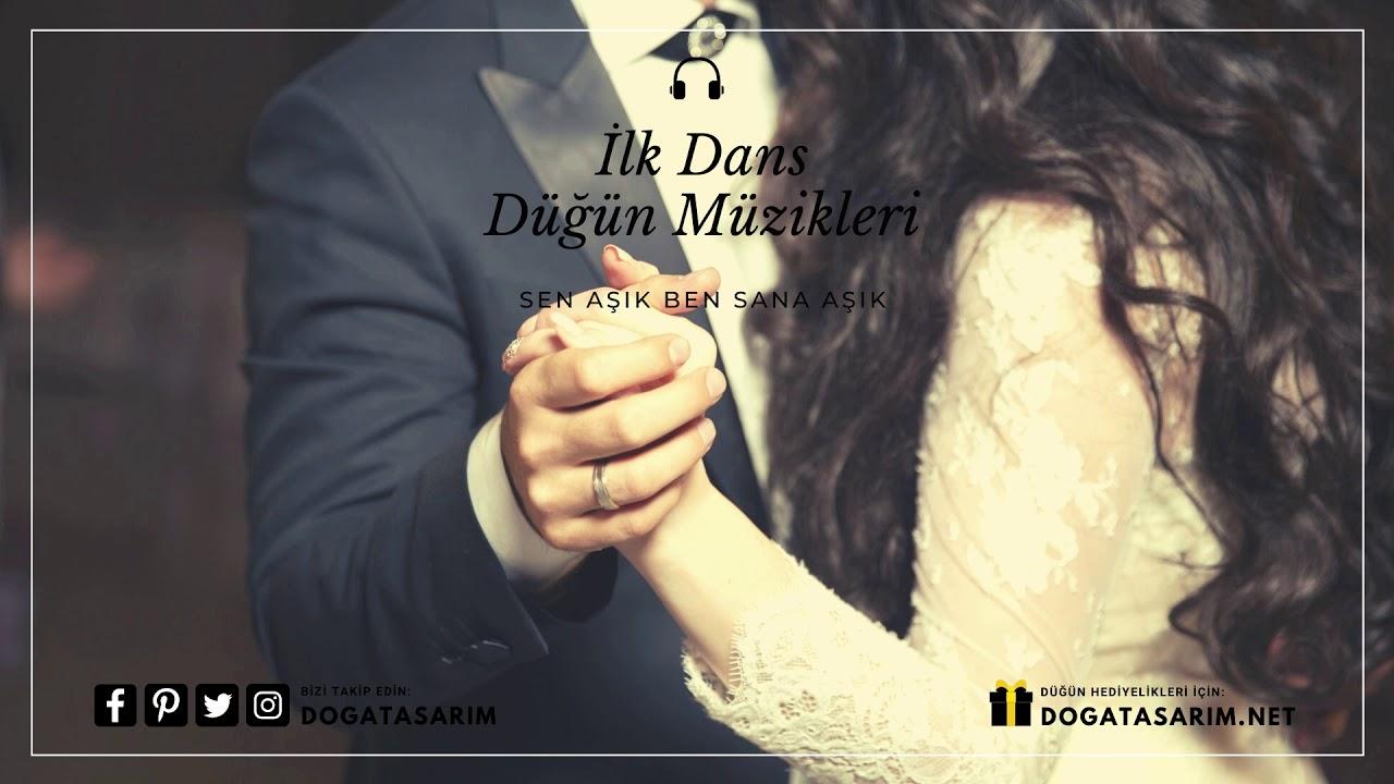 Düğün İlk Dans Müzikleri - Sen Aşık Ben Sana Aşık, Ekrem Düzgünoğlu & Zara