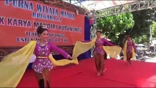 Tari Lenggang Kangkung by Siswi Smk Karya Mandiri Nusawungu