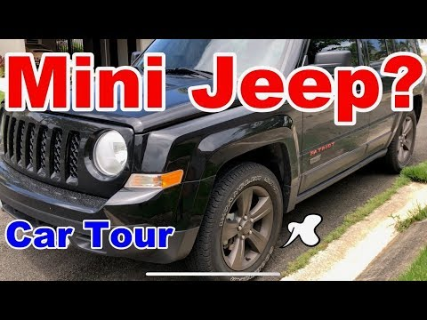 2017 Jeep Patriot Sport REVIEW | ACCELERATION
