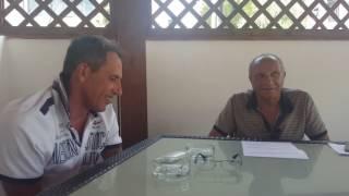 Intervista a Daniele Mocio - Tenente colonnello dell'Aeronautica Militare e previsore meteo