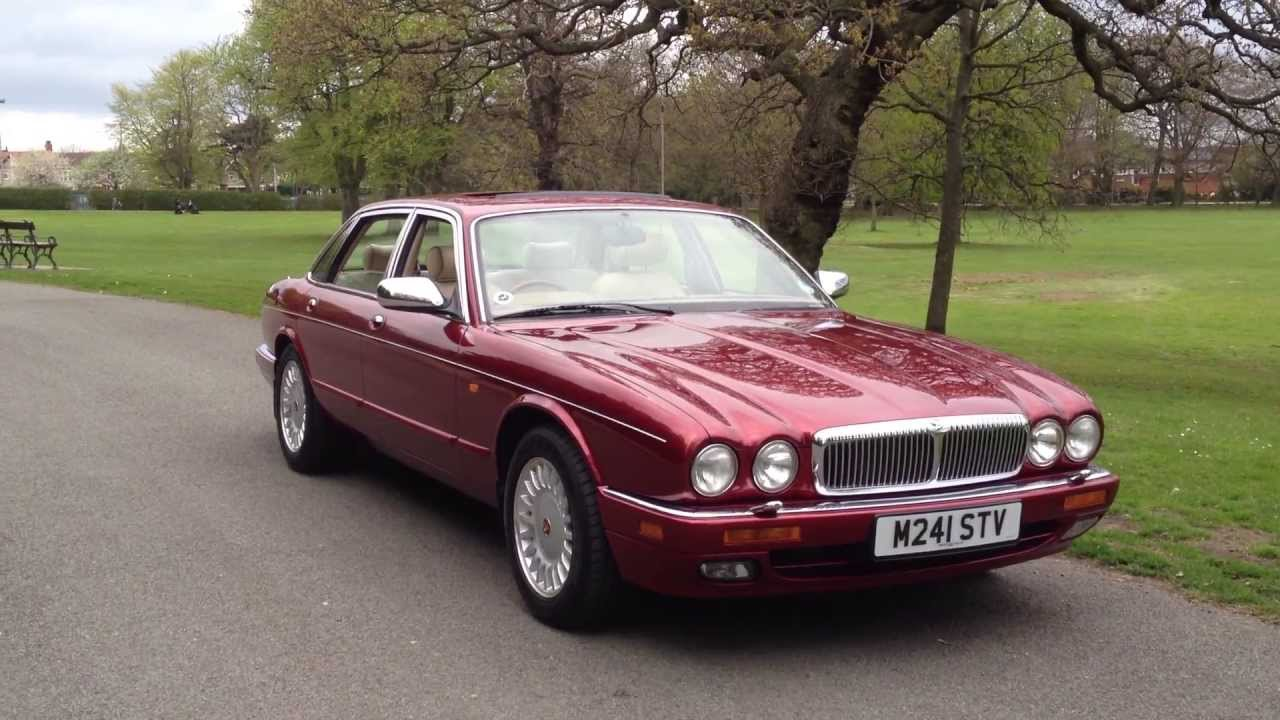 1995 Daimler Double Six X305 V12 - FOR SALE - Clic Cars Wirral ...