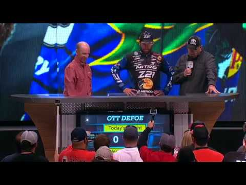 Classic weigh-in: 2015 Championship Sunday
