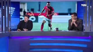 أفضل لاعب في مباراة الأهلي والمقاولون العرب من وجهة نظر أبو الدهب ورضا عبد العال