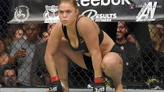 Ronda Rousey Went Nude to Protect Herself Against Leaked Pictures