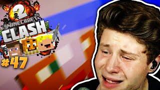 HEULT DOCH NICHT SO RUM! | Minecraft CLASH 2 #47 | Dner