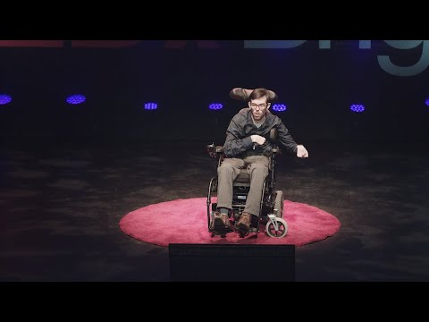 TEDx Talks: Why Do We Need Borders? | Jacob Berkson PHD | TEDxBrighton