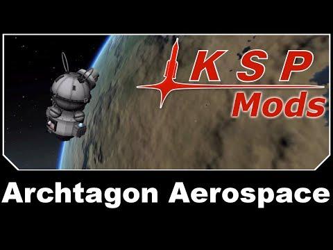 KSP Mods - Archtagon Aerospace